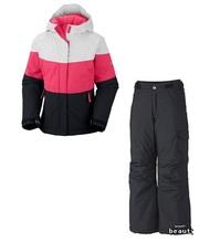 Зимний термокомплект куртка и штаны Columbia 14-16(L) или S(жен)
