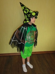 Карнавальный костюм Лесного Эльфа. Прокат
