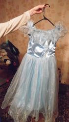 Продаю шикарное детское платье.