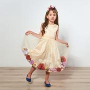 Сукня «Вінок» ніжний беж