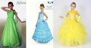 Прокат детских нарядных платьев на Выпускной