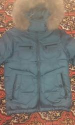 Зимняя куртка (пуховик) для мальчика,  146 р,  бренд FreeStyle Diwa Club
