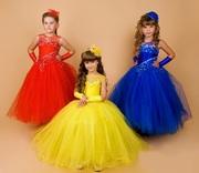 Детские нарядные платья под заказ,   Новинки