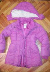 пальто H&M летний плащик сапожки на девочку куплено в США и Европе