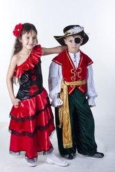 прокат детских карнавальных костюмов Капитошка