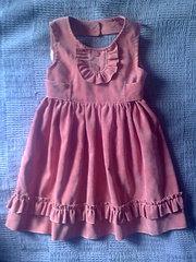Платье-сарафан детский 3г.
