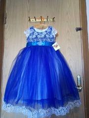 Детское нарядное платье в ассортименте